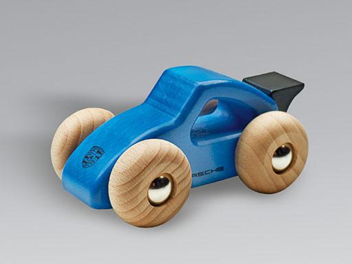 Rückruf: My first Porsche – Holzauto.