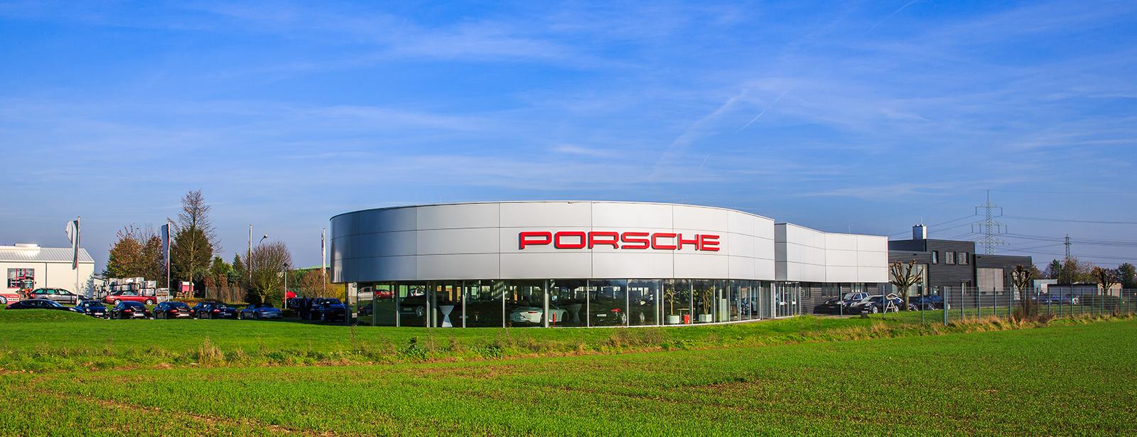 Porsche Centre Gießen